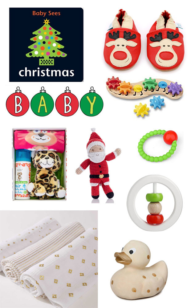Best ideas about Baby 1St Christmas Gift Ideas . Save or Pin Baby s First Christmas Gift Ideas A Christmas Gift Guide Now.