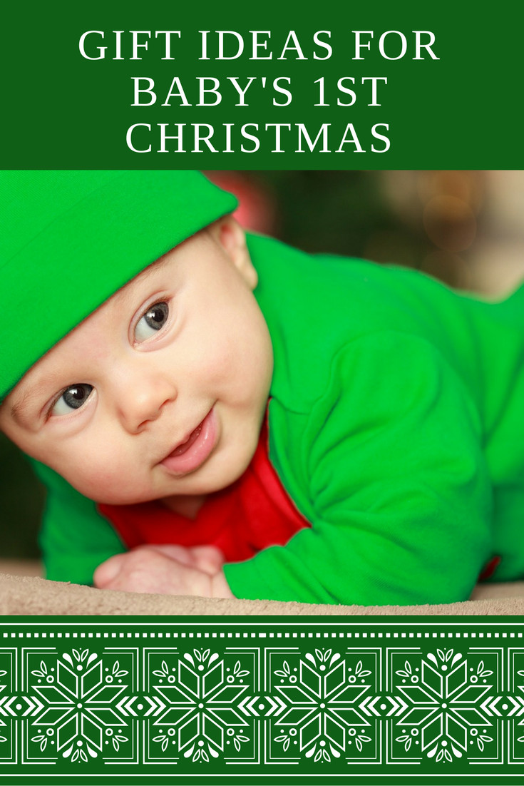 Best ideas about Baby 1St Christmas Gift Ideas . Save or Pin Best Gift Idea 8 Cute Yet Useful Baby 1st Christmas Gifts Now.
