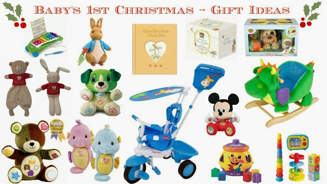 Best ideas about Baby 1St Christmas Gift Ideas . Save or Pin Baby s 1st Christmas Uni Gift Ideas ♥ Now.