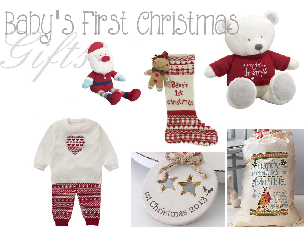 Best ideas about Baby 1St Christmas Gift Ideas . Save or Pin Baby s First Christmas Gifts Life as Mum Now.