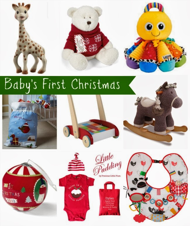 Best ideas about Baby 1St Christmas Gift Ideas . Save or Pin Emma s Diary Baby s 1st Christmas Gift Guide Now.
