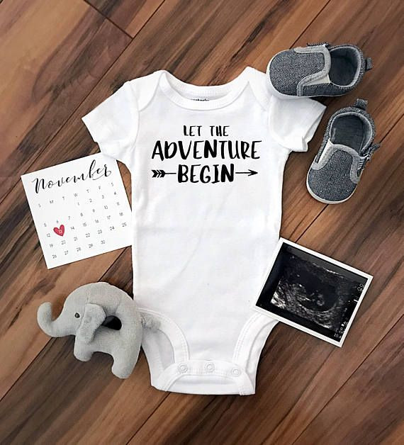 Best ideas about Baby Announcement Gift Ideas . Save or Pin Best 25 Pregnancy announcements ideas on Pinterest Now.