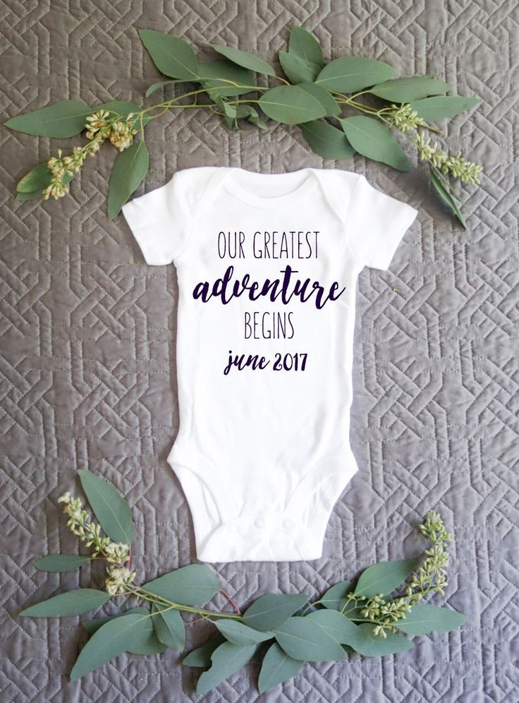 Best ideas about Baby Announcement Gift Ideas . Save or Pin 25 best ideas about Pregnancy Announcements on Pinterest Now.