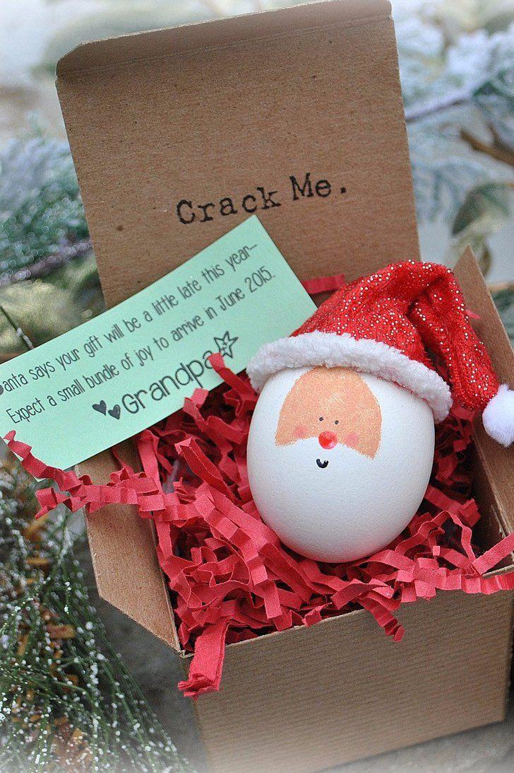Best ideas about Baby Announcement Gift Ideas . Save or Pin 1000 ideas about Pregnancy Announcements on Pinterest Now.