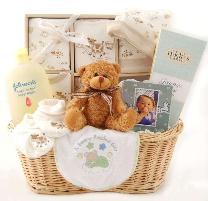 Best ideas about Baby Arrival Gift Ideas . Save or Pin Best 25 Baby t baskets ideas on Pinterest Now.