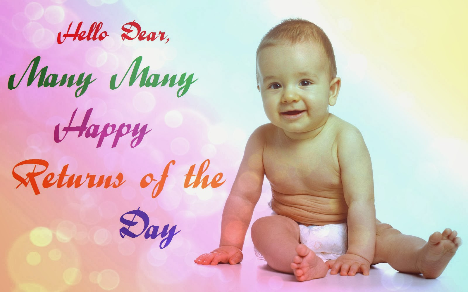 Best ideas about Baby Birthday Wishes . Save or Pin Beautiful Funny Birthday Wishes HD Cards Collection Now.