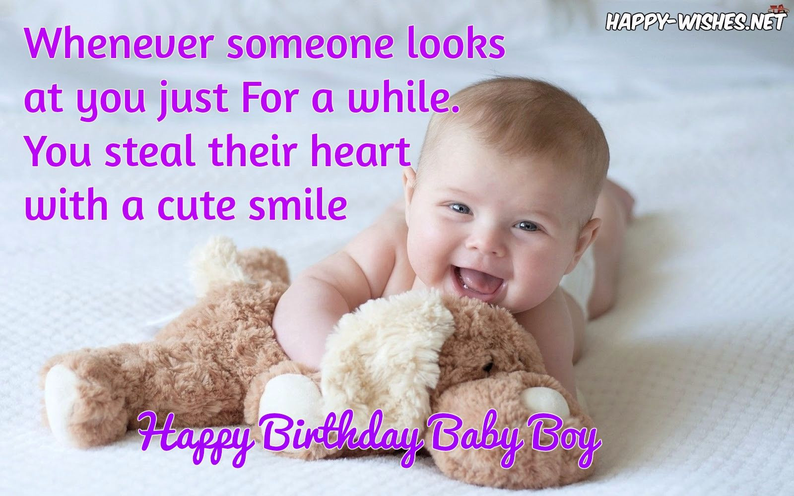 Best ideas about Baby Birthday Wishes . Save or Pin Happy Wishes Quotes Memes & Messages Now.