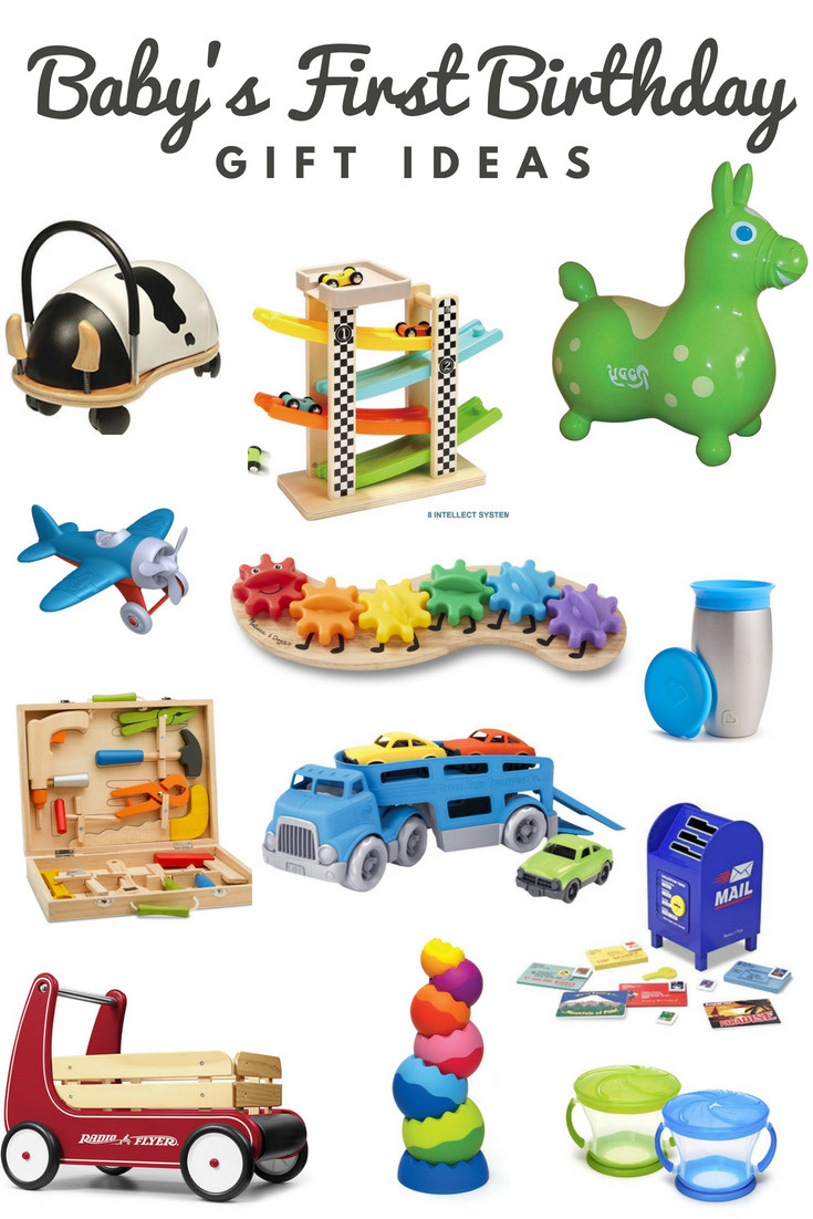 Best ideas about Baby Boy 1St Birthday Gift Ideas . Save or Pin Baby s First Birthday Gift Ideas A Life Now.