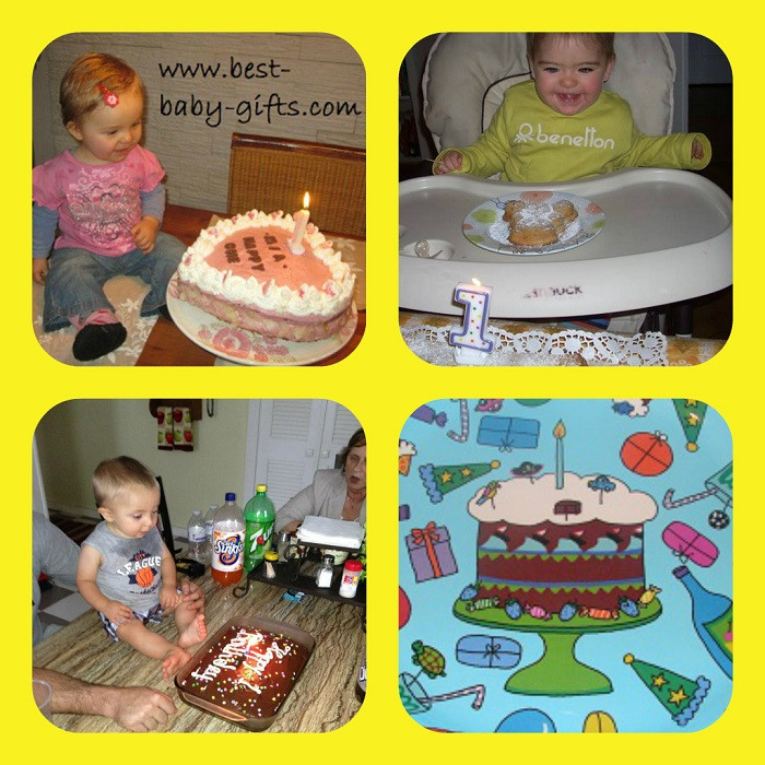 Best ideas about Baby Boy 1St Birthday Gift Ideas . Save or Pin 1st Birthday Gift Ideas cute ts for baby s first Now.