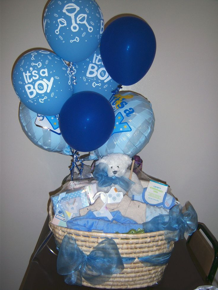Best ideas about Baby Boy Gift Ideas . Save or Pin Best 25 Baby boy t baskets ideas on Pinterest Now.