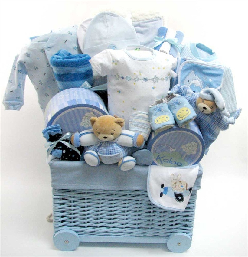 Best ideas about Baby Boy Shower Gift Ideas . Save or Pin Homemade Baby Shower Gifts Ideas unique ts to children Now.
