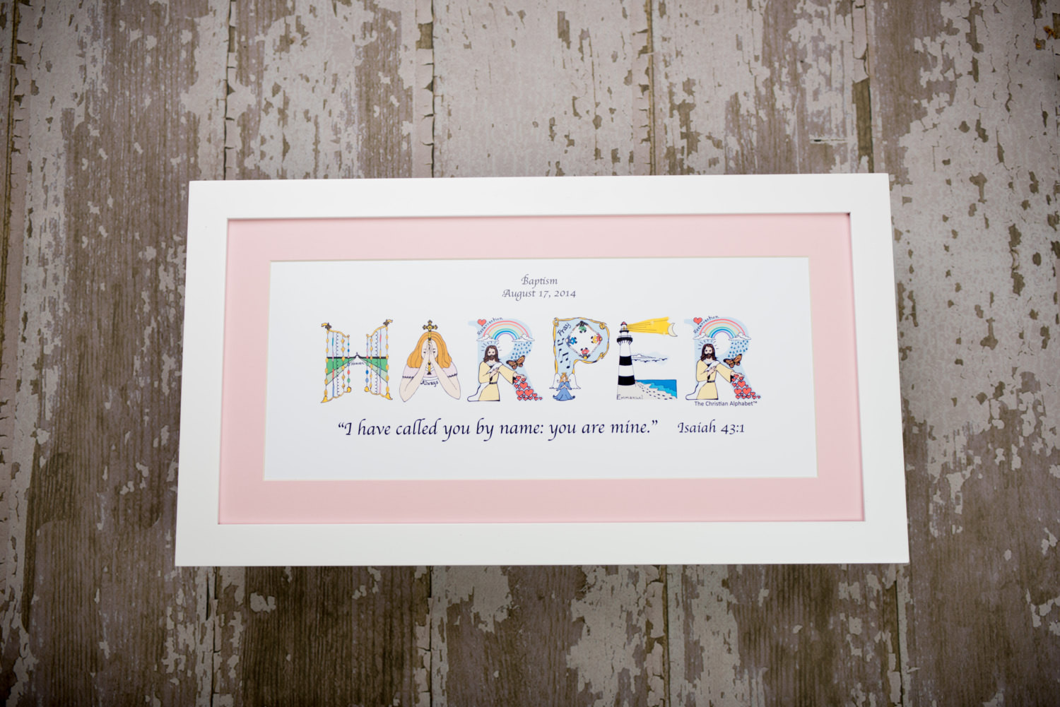 Best ideas about Baby Christening Gift Ideas . Save or Pin Girls Baby Christening Gifts Personalized Christian Gifts Now.