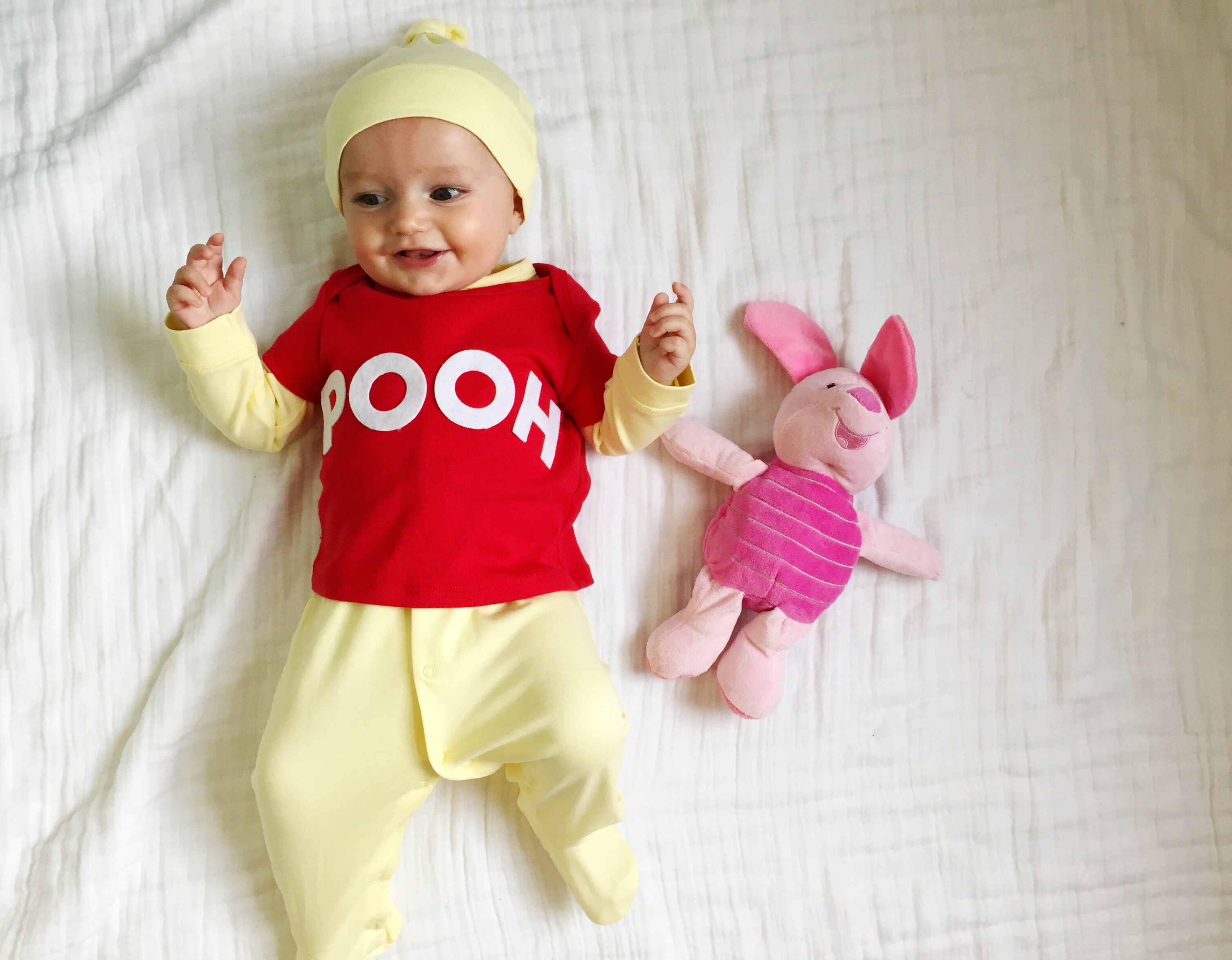 Best ideas about Baby Costume DIY . Save or Pin 5 Easy DIY Halloween Costumes for Baby The Chirping Moms Now.