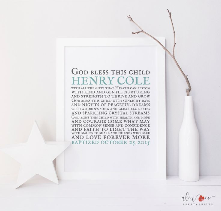 Best ideas about Baby Dedication Gift Ideas . Save or Pin Best 25 Baby christening ts ideas on Pinterest Now.
