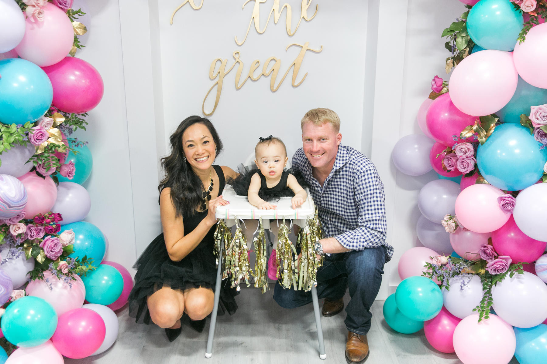 Best ideas about Baby First Birthday Decorations . Save or Pin This Unicorn Themed 1st Birthday Party Is Definitely the Now.