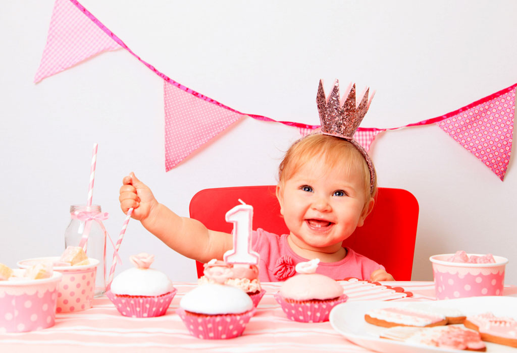 Best ideas about Baby First Birthday Gift Ideas For Her . Save or Pin 15 Awesome Return Gift Ideas for 1st Birthday Party Now.