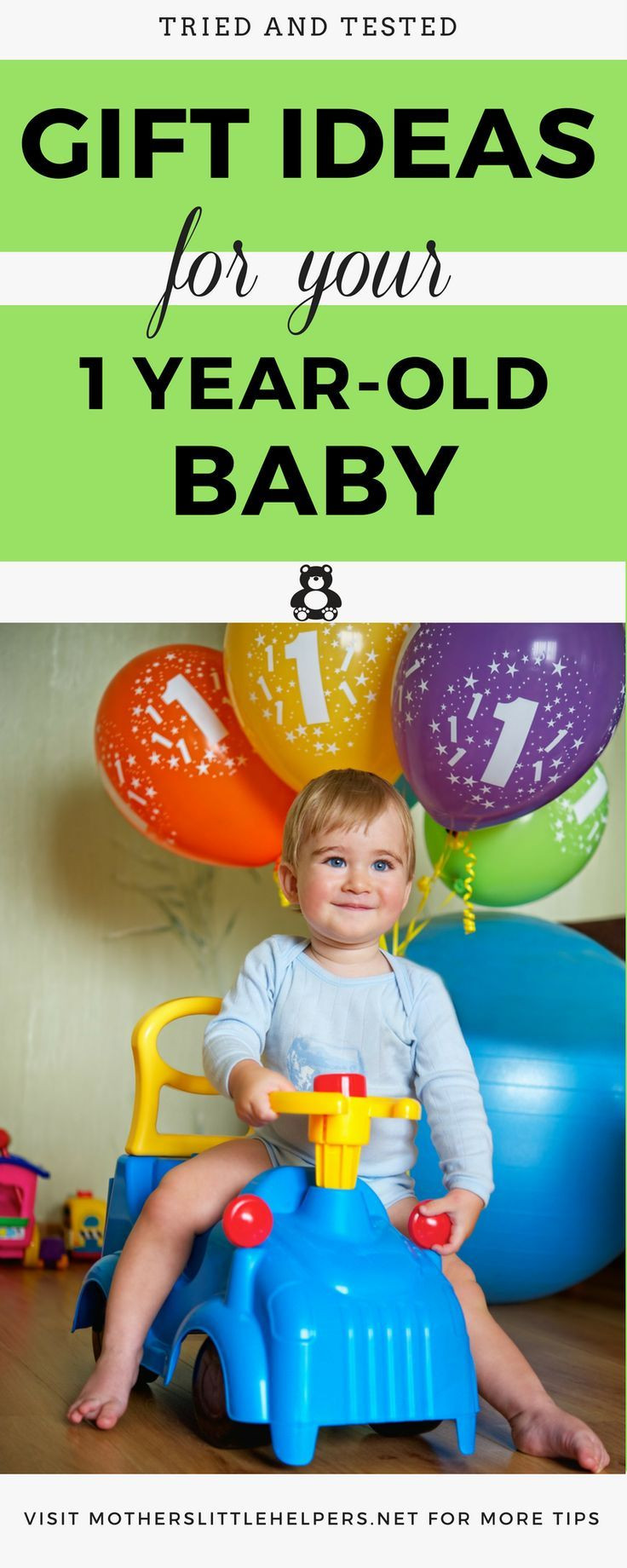 Best ideas about Baby First Birthday Gift Ideas For Her . Save or Pin Best 25 Gift ideas for 1 year old girl ideas on Pinterest Now.