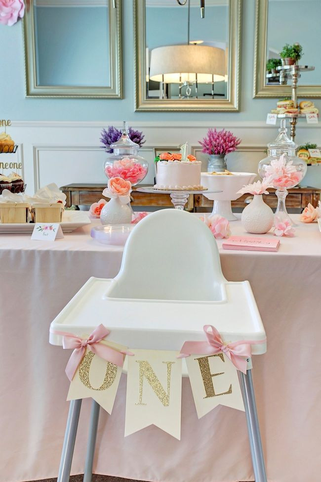 Best ideas about Baby First Birthday Gift Ideas For Her . Save or Pin Jordan s 1st Birthday Party HONEY WE RE HOME Now.