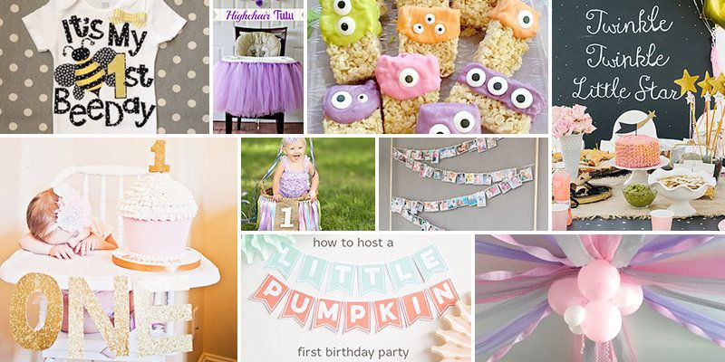 Best ideas about Baby First Birthday Gift Ideas For Her . Save or Pin 1st Birthday Party Ideas Now.