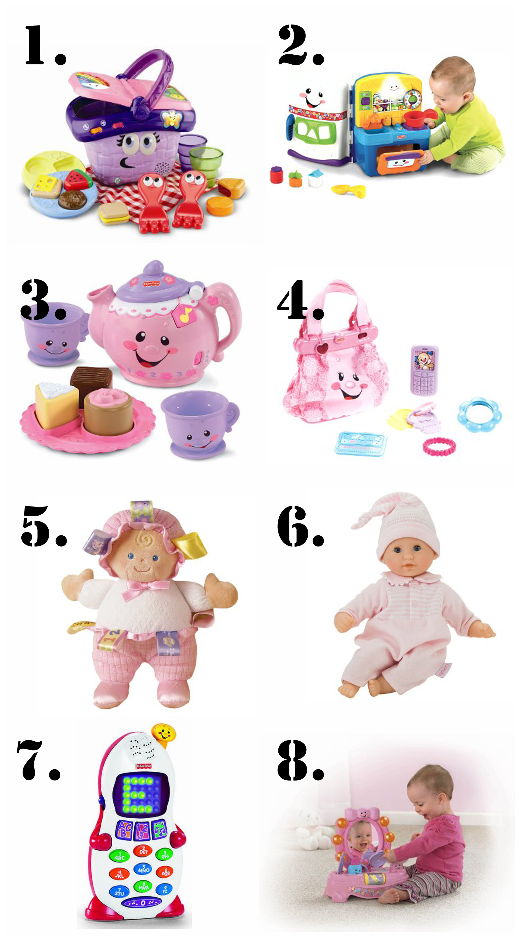 Best ideas about Baby First Birthday Gift Ideas For Her . Save or Pin best birthday presents for a 1 year old Now.