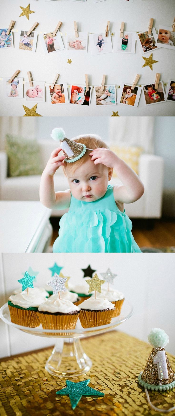 Best ideas about Baby First Birthday Party . Save or Pin 1000 images about First Birthday Party Ideas on Pinterest Now.