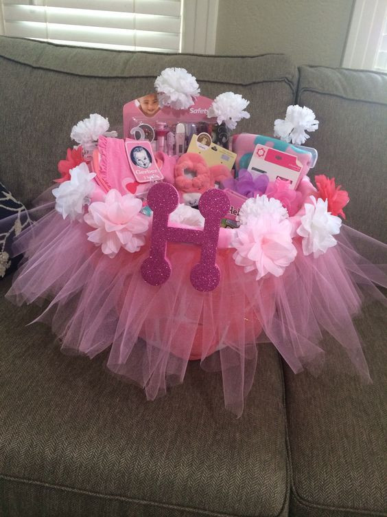 Best ideas about Baby Girl Baby Shower Gift Ideas . Save or Pin 10 Personalized Baby Shower Gift Ideas Now.
