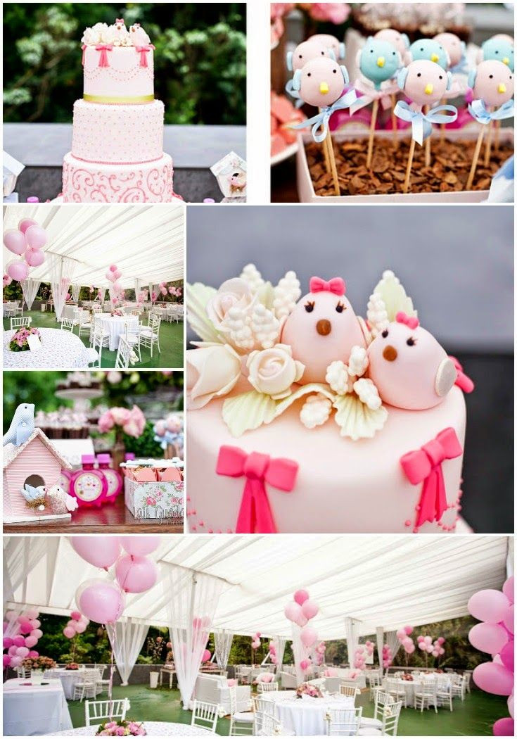 Best ideas about Baby Girl First Birthday Decorations . Save or Pin 25 best ideas about Twin first birthday on Pinterest Now.