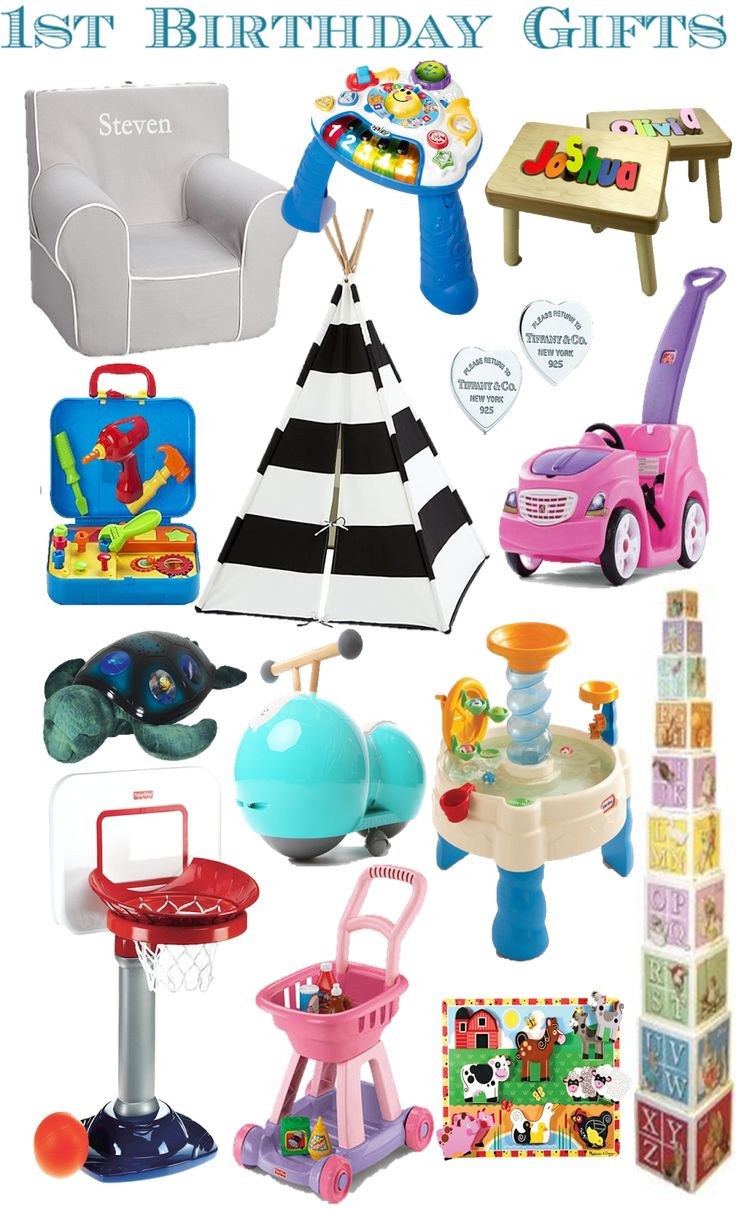 Best ideas about Baby Girl First Birthday Gift Ideas . Save or Pin Best 10 First birthday ts ideas on Pinterest Now.