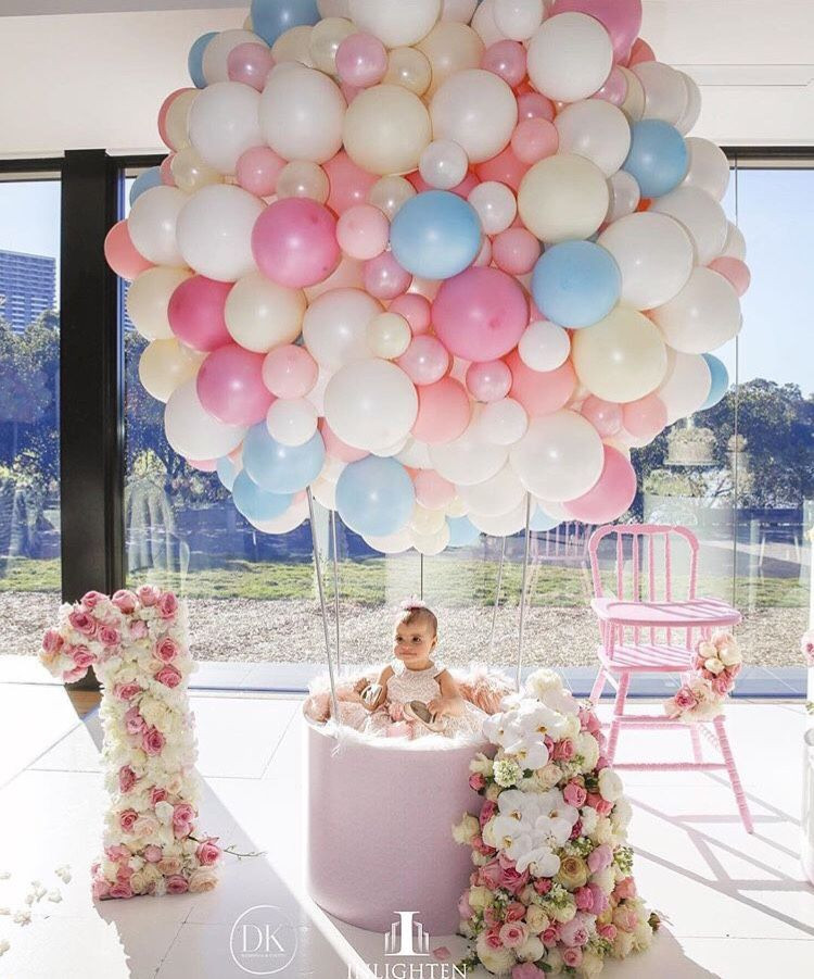 Best ideas about Baby Girl First Birthday Gift Ideas . Save or Pin Fab baby girl s first birthday Up up and away Now.