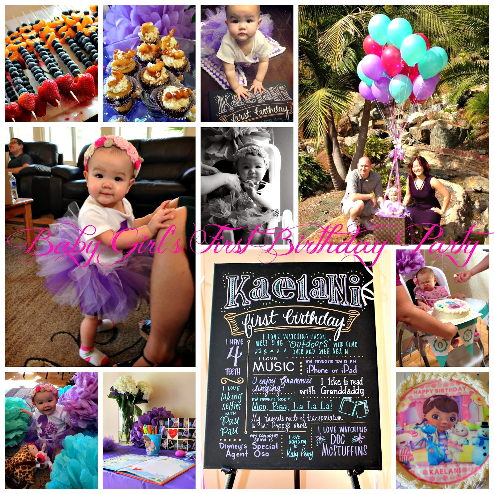 Best ideas about Baby Girl First Birthday Gift Ideas . Save or Pin San Diego HR Mom February 2014 Now.