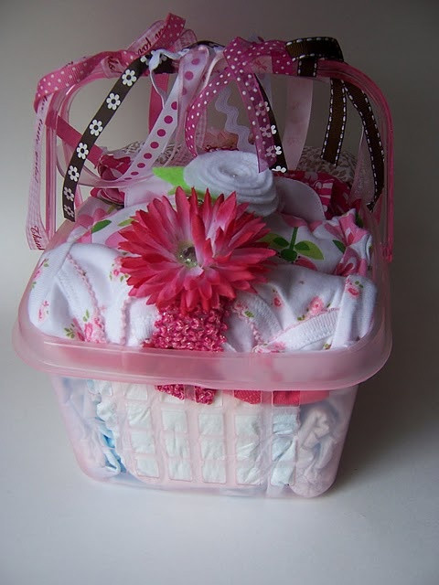 Best ideas about Baby Girl Shower Gift Ideas . Save or Pin 1000 images about Baby Shower Gifts Ideas and Now.