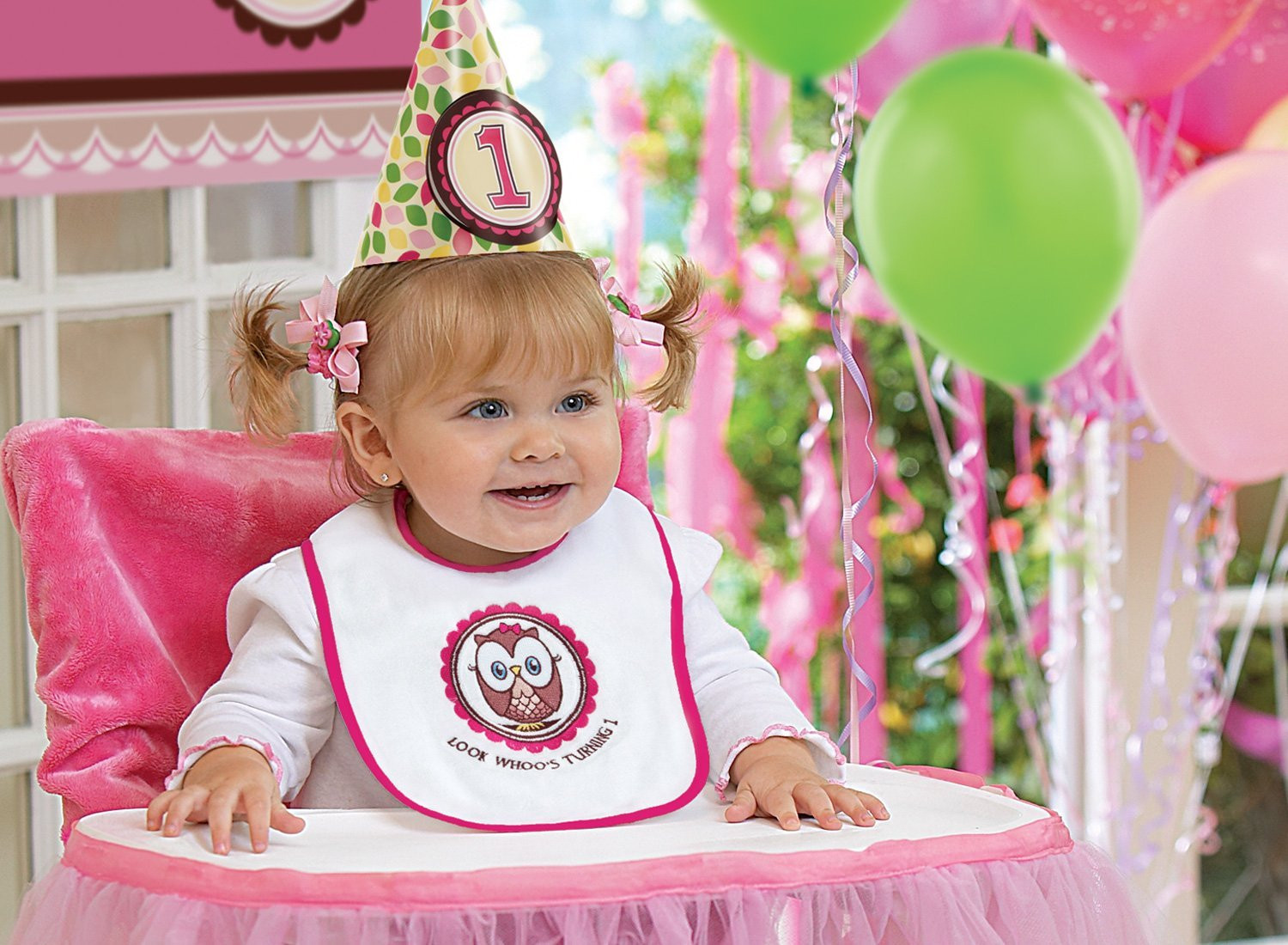 Best ideas about Baby Girls First Birthday Decorations . Save or Pin 22 Fun Ideas For Your Baby Girl s First Birthday Shoot Now.