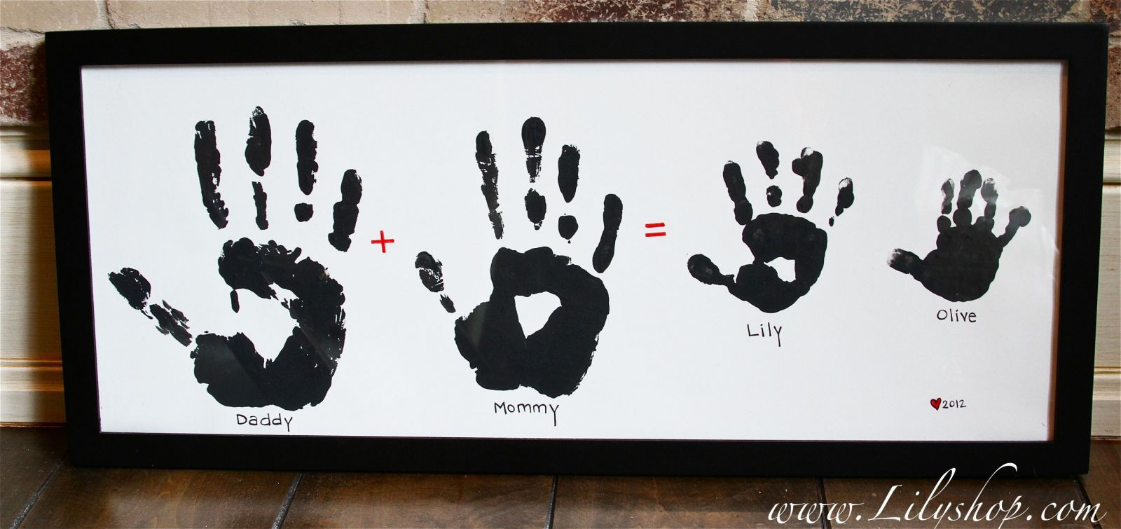 Best ideas about Baby Handprint Gift Ideas . Save or Pin 40 Fun and Creative Handprint Crafts Now.