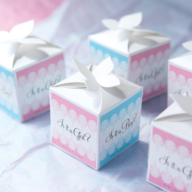 Best ideas about Baby Reveal Gift Ideas . Save or Pin Baby Gender Reveal Gifts Party Inspiration Now.
