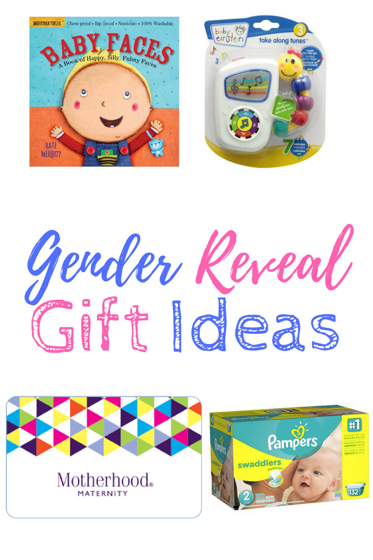 Best ideas about Baby Reveal Gift Ideas . Save or Pin Gift Ideas for Gender Reveal Party Mama Bear Morabito Now.