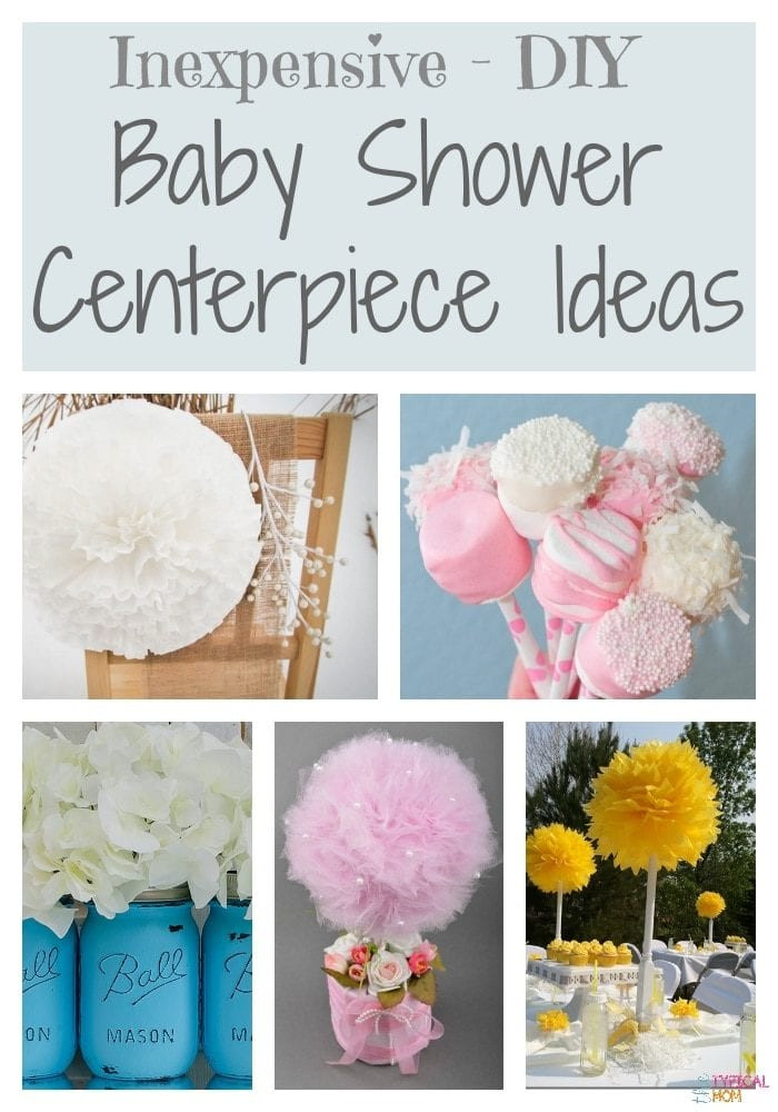 Best ideas about Baby Shower DIY . Save or Pin DIY Baby Shower Decorating Ideas · The Typical Mom Now.