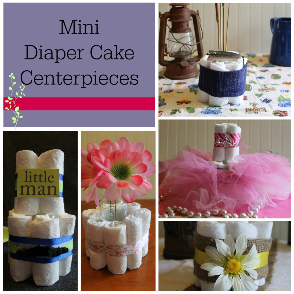 Best ideas about Baby Shower DIY . Save or Pin DIY Baby Shower Centerpieces Using Diapers Frugal Fanatic Now.