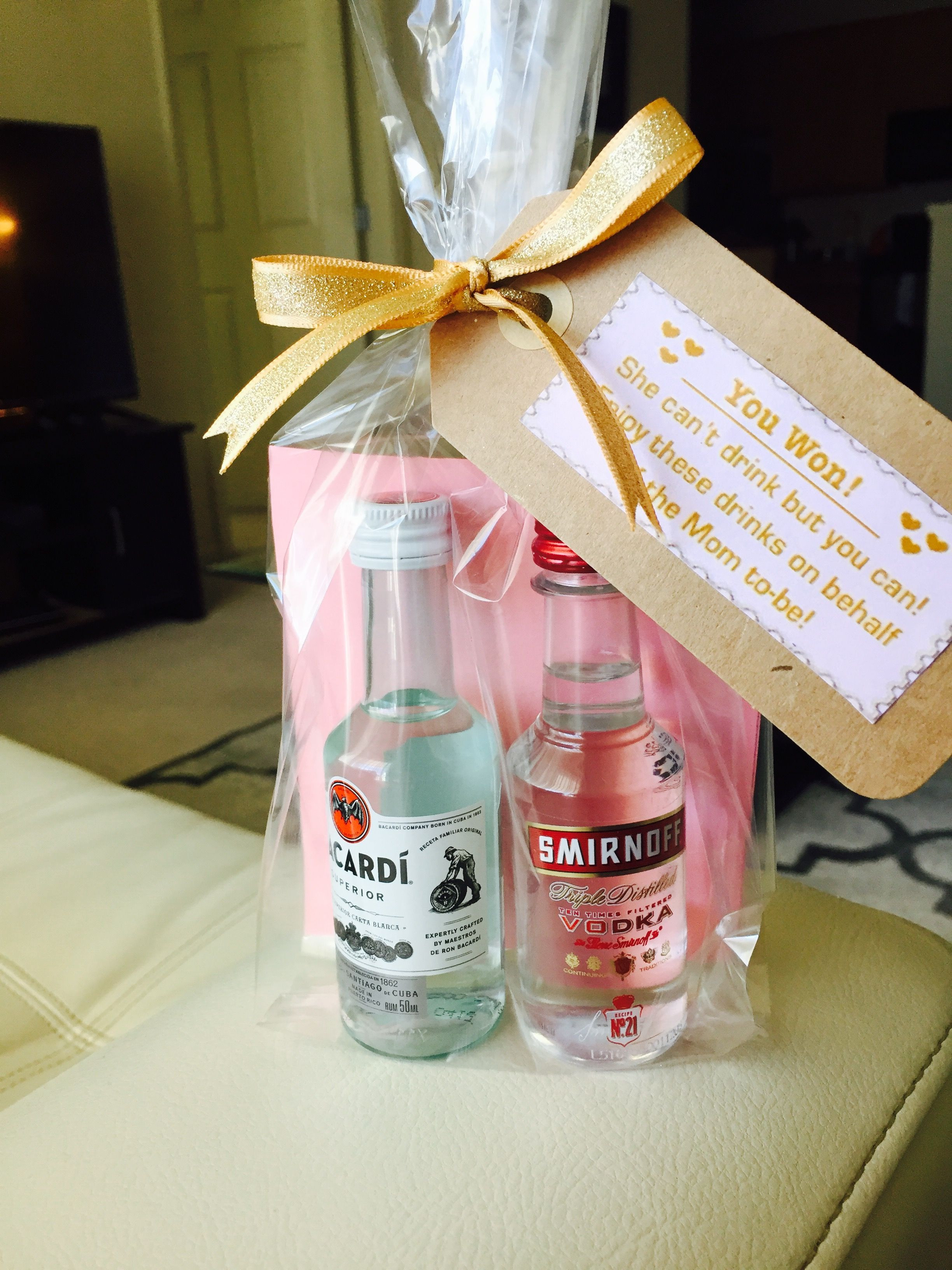 Best ideas about Baby Shower Game Gift Ideas . Save or Pin DIY baby shower game favors for men for a co ed shower Now.