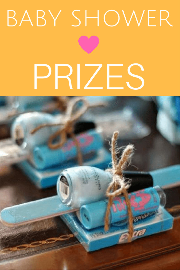 Best ideas about Baby Shower Games Gift Ideas . Save or Pin 25 Popular Baby Shower Prizes that won t tossed in Now.