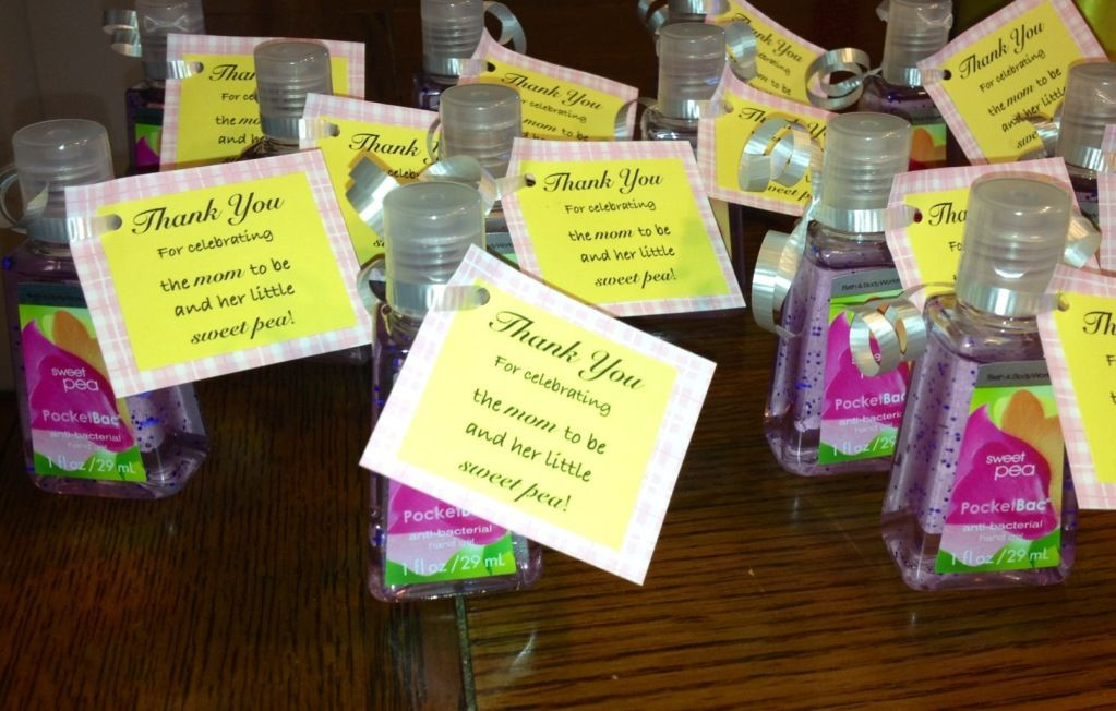 Best ideas about Baby Shower Gift Bag Ideas For Guests . Save or Pin Baby shower t bags for guest BabyCenter Now.