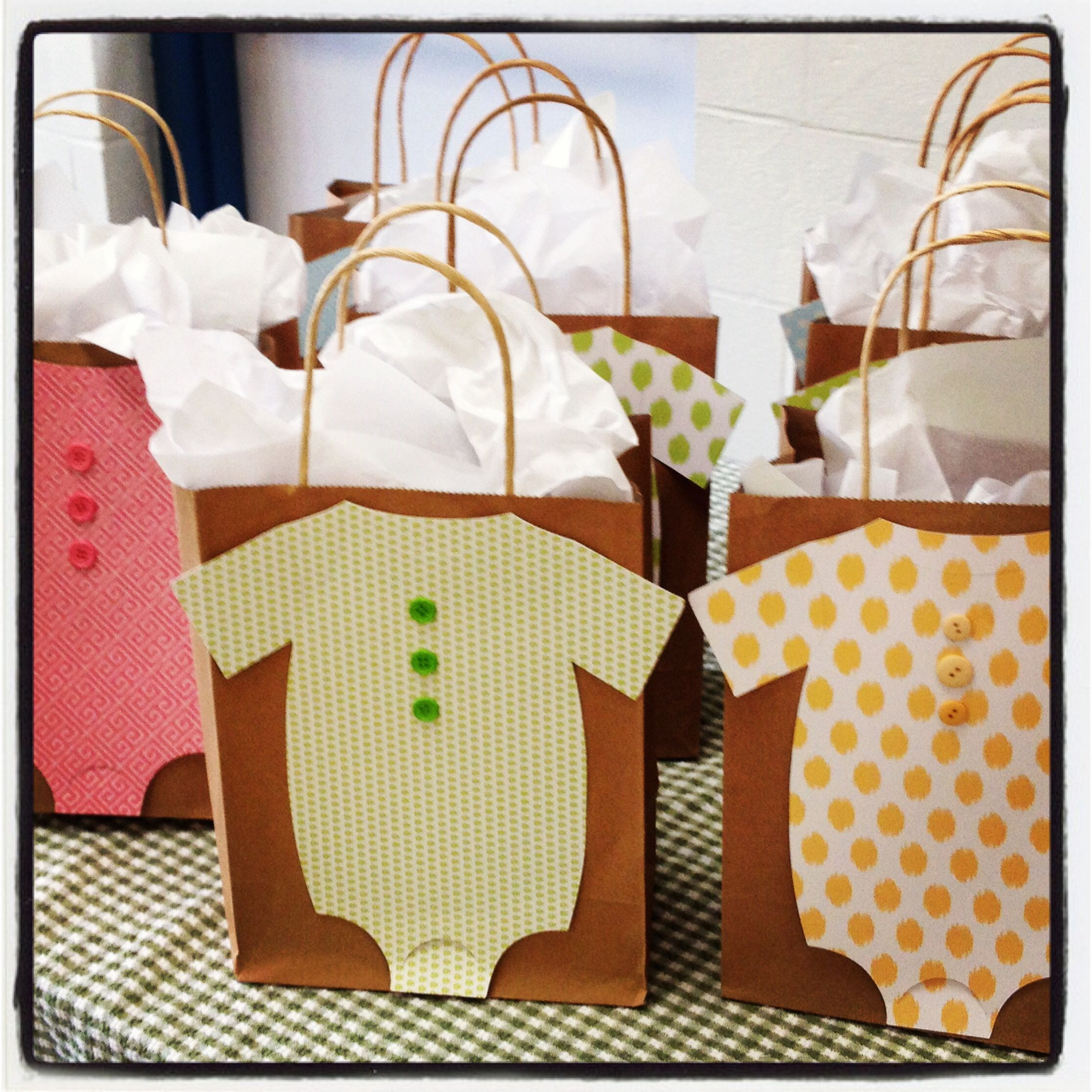 Best ideas about Baby Shower Gift Bag Ideas For Guests . Save or Pin Baby Shower Prize Bag Babyshower Ideas Now.