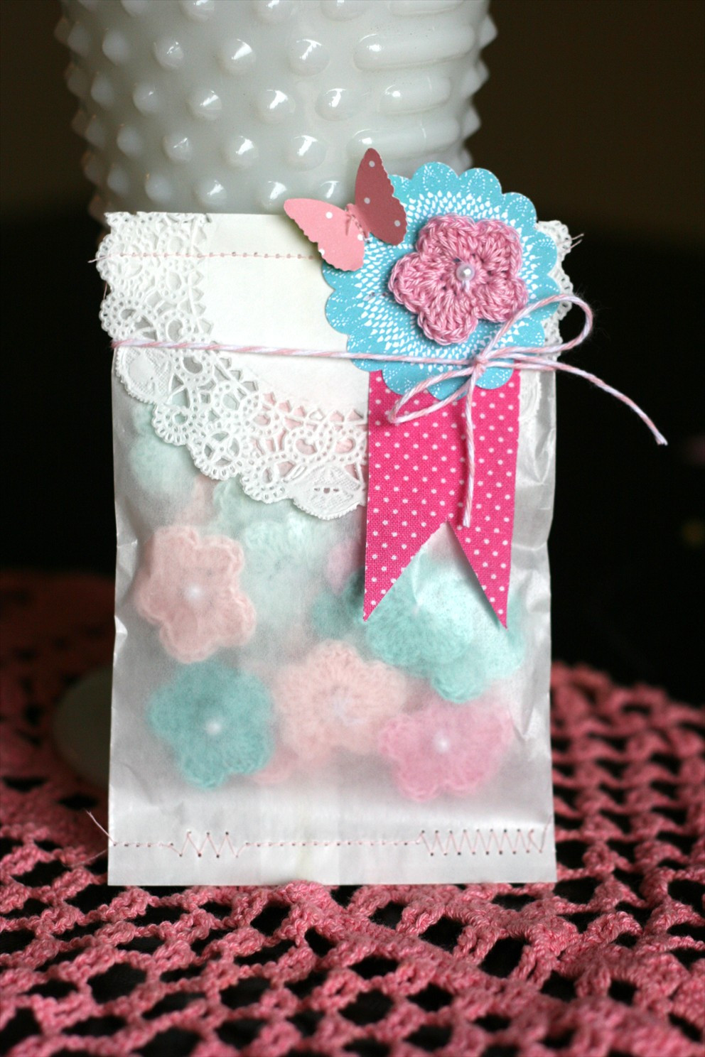 Best ideas about Baby Shower Gift Bags Ideas . Save or Pin Chic Tags delightful paper tag Friday Favorites Now.