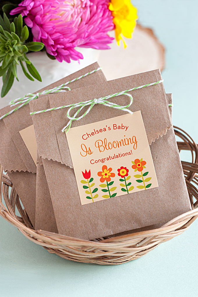 Best ideas about Baby Shower Gift Bags Ideas . Save or Pin 3 Easy Baby Shower Favor Ideas Party Inspiration Now.