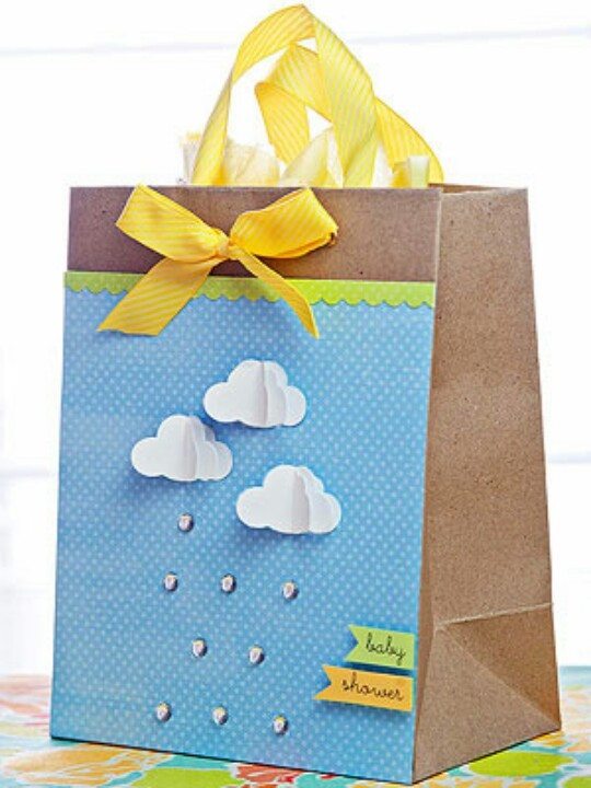 Best ideas about Baby Shower Gift Bags Ideas . Save or Pin 64 best April Showers Bring May Flowers Party Ideas images Now.
