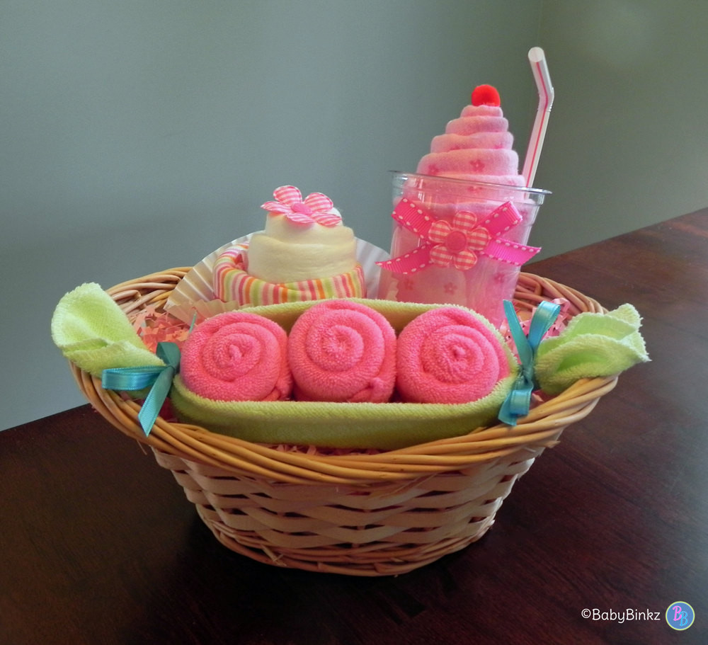 Best ideas about Baby Shower Gift Basket Ideas . Save or Pin BabyBinkz Gift Basket Unique Baby Shower Gift or Centerpiece Now.