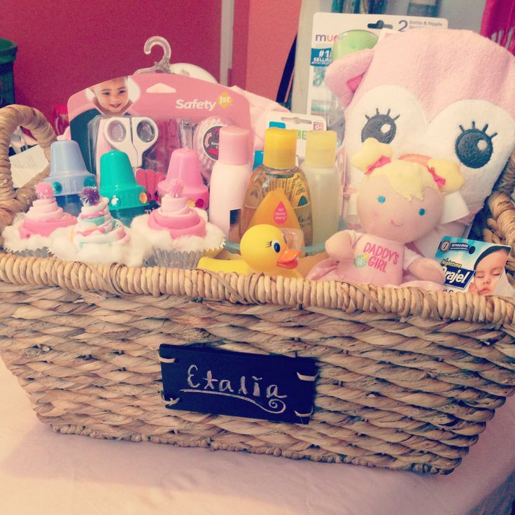 Best ideas about Baby Shower Gift Basket Ideas . Save or Pin 25 unique Baby baskets ideas on Pinterest Now.