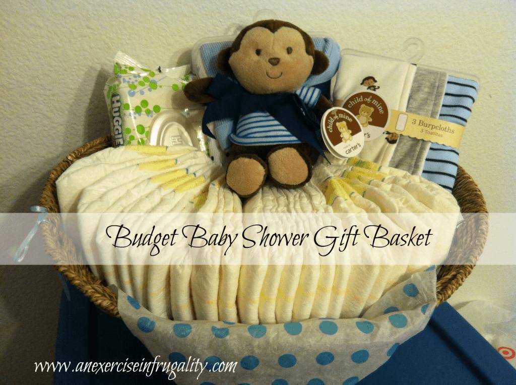 Best ideas about Baby Shower Gift Basket Ideas . Save or Pin Baby Shower Basket Gift Idea Now.