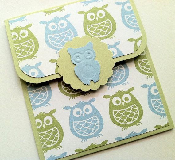 Best ideas about Baby Shower Gift Card Ideas . Save or Pin Owl Gift Card Holder Baby Shower Gift Card Holder Baby Now.