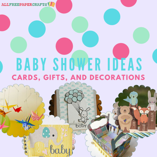 Best ideas about Baby Shower Gift Card Ideas . Save or Pin 22 Baby Shower Ideas Cards Gifts and Decorations Now.