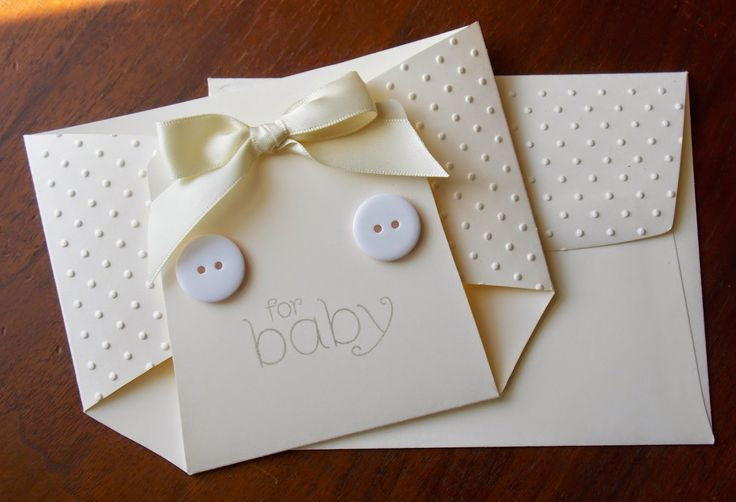 Best ideas about Baby Shower Gift Card Ideas . Save or Pin 25 best ideas about Baby cards on Pinterest Now.
